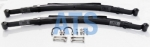 Chevy/GMC Astro Safari Leaf Spring Complete Suspension Kit**SHIPPING COST FOR LEAF SPRINGS ONLY**