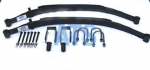 Chevy S10 PICKUP, GMC S15 PICKUP Complete Rear Leaf Spring Assembly Kit **SHIPPING COST FOR LEAF SPRINGS ONLY**