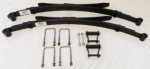 Toyota Tacoma Complete Rear Leaf Spring Assembly Kit(Left and Right Side)**SHIPPING COST FOR SPRINGS ONLY!**